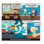 Моушн-ролик «Все вместе против мошенников»